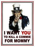 Kill A Commie by Toterot