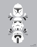 Storm Troopers by HeyKannaya
