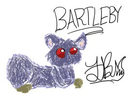 Bone-Bartleby the Rat Creature by That-Wacky-Whovian