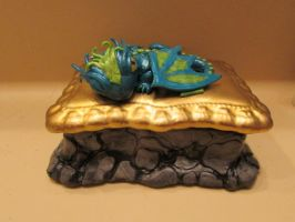Dragon Jewlery Box 1 by QueenAliceOfAwesome