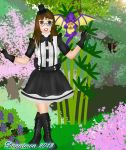 Gothic Lolita Haley by DannimonDesigns