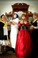 Vocaloid: Let's have a feast by alysael