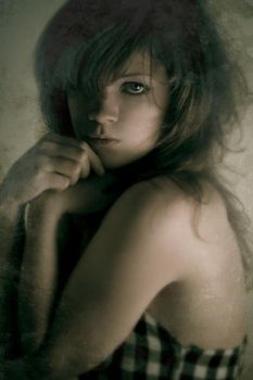 selfportrait untitled by CoffinFairy