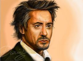 Robert Downey Jr. by DarDesign