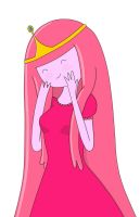 Princess Bubblegum by AlwaysForeverHailey