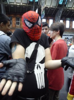 Spider Punisher by RaimiFilmProductions