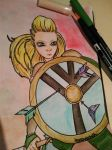 Lagertha by perrankana