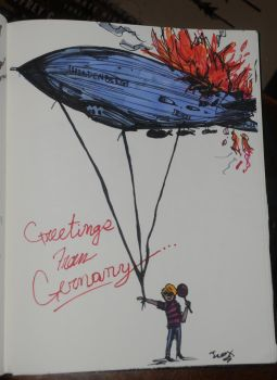 Greetings From Germany by hejhog101