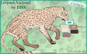 Leopard Auction2 -CLOSED- by DJ88