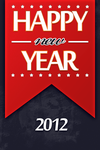 Happy New Year 2012 by AbangZam