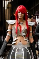 FAIRY TAIL - Erza Scarlett by VertigoZX