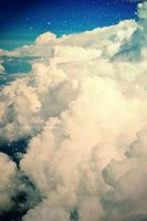 Above the clouds by MlOlivia