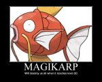 Magikarp Demotivational by RabidMagikarp
