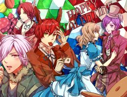 My Otome Valentine :heart: by Re-de-Luce