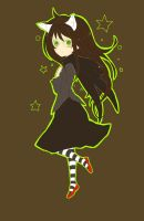 little witch by FTriiNgoBlaQ