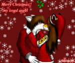 Merry Christmas by FoxRaver