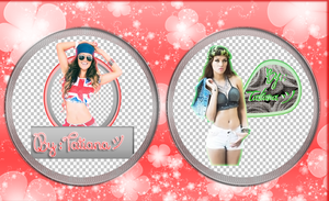 Pack de Firmas png - #Eugeniiow  by Eugeniow