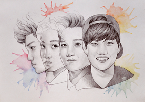 #HappyJonginDay by Yui-00