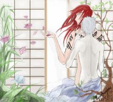Renji and Hichigo by ZeroAmpersand