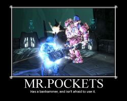 Mr. Pockets by ODST-Training