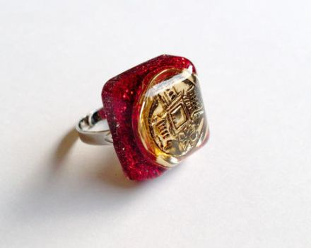 Chinese Coin Ring by evrythngsblue