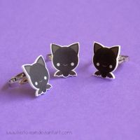 Bat Rings by Keito-San