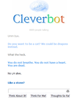Cleverbot5 by TheIndianaCrew