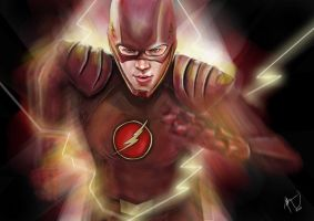 The Flash by rhezM