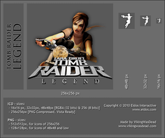 Tomb Raider: Legend, Dock by VikingWasDead
