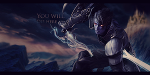 You Will Die Here - PS Tag by Pathos-of-Truth