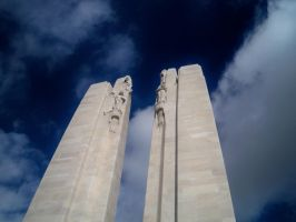 Vimy Ridge in all its Glory by insidethemirror