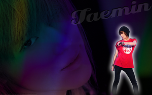 Taemin Wallpaper by zxkyuminsujuloverxz