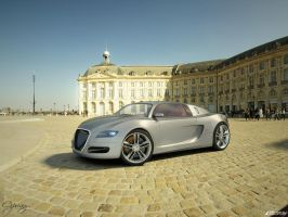 Audi OniX Concept 4 by cipriany