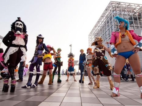 ONE PIECE cosplay UA1 by RilaMuraki