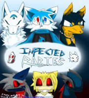 Infected Rabies -Cover- by huskywolf100