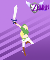 The Legend of Zeldin by TheMadHattersMistres