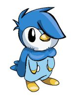 Emplorium The Piplup by SnugglePuffs