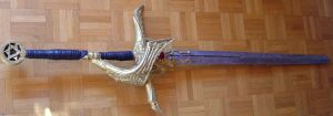The destiny blade by tursiops33