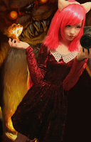 Annie League of Legends cosplay by bitsycosplay