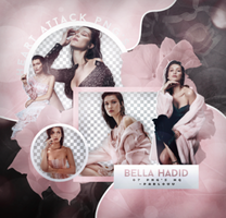 +Bella Hadid | Pack Png. by Heart-Attack-Png