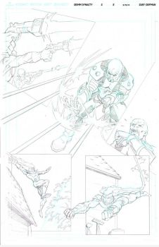 Sample Pencis #3 by G-Ship