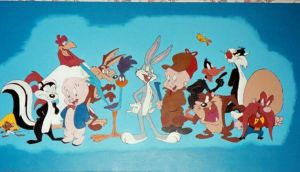 Looney Toons by Wheeler24