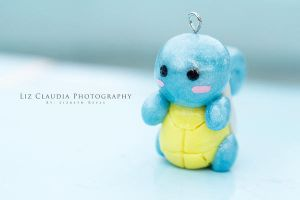 Squirtle by LizClaudia