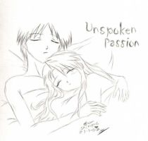 Unspoken Passion by littlemissanime