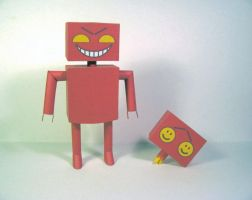 More Red Robot by MikeHungerford