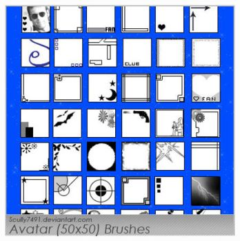 Avatar Brushes version 1.0 by Scully7491