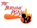 The Burning Pony by pentaclegram