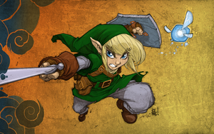 Joe Mad's Link by mrTwisby