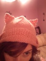 Kitty Hat by Lyssana11