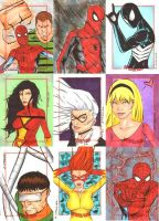 Spider-Man Archives 8 by wheels9696